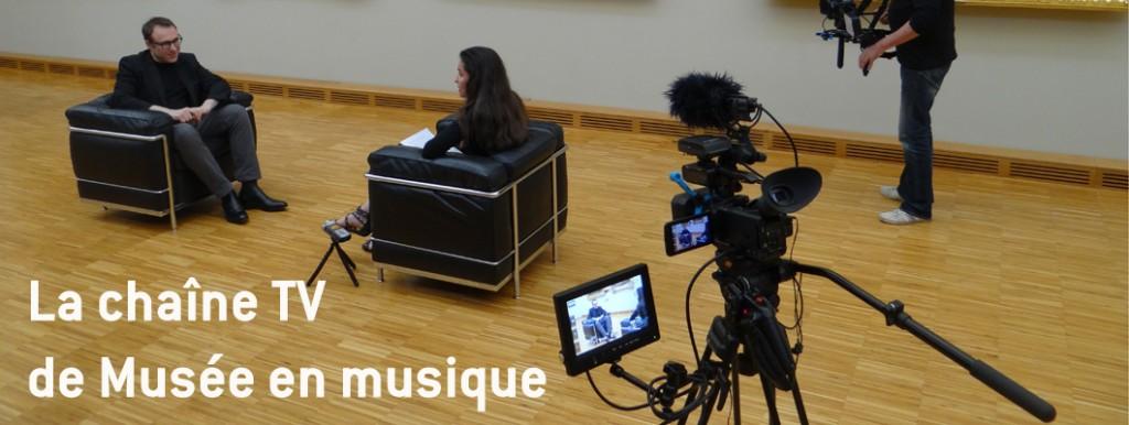 001.Chaine TV-Musée en musique