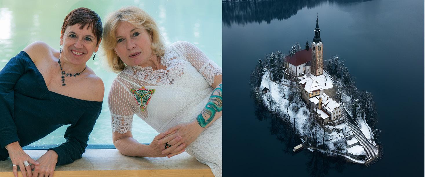 jeudi 04/11 dès 12h30, Ballade européenne : la Slovénie